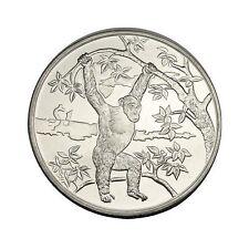elf  Sierra Leone 1 Dollar 2006 Chimpanzee