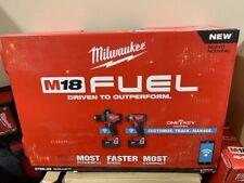 Milwaukee 2795-22 M18 FUEL 18-Volt Cordless Power 2-Tool Combo Kit w/ One Key