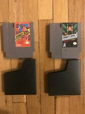 Nintendo NES  Donkey Kong 3 and Donkey Kong Classic Comes With Dust Cover
