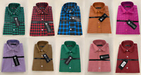Mens Casual Long Sleeve Shirts (Check Item Details for Size Information)