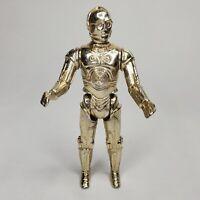 1977 C-3PO Vintage Star Wars Action Figure Kenner - Hong Kong CMFGI