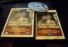 TEATRO COMMEDIA GARINEI e GIOVANNINI DVD MAI DI SABATO SIGNORA LISISTRATA  MILVA