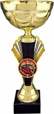 CHILI COOK OFF Gold Cup Trophy (CMC125G-CCO) by DECADE AWARDS