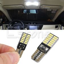 1pc T10 4014 24SMD LED Error Free Canbus Replacement Light Bulb Good