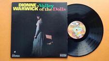 Dionne Warwick - Valley of the Dolls - Original Vinyl Lp - Scepter 568