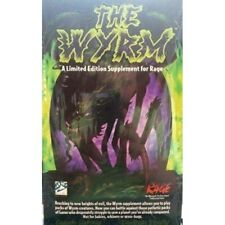 Rage CCG The Wyrm Factory Sealed Booster Box (24 Booster Packs)