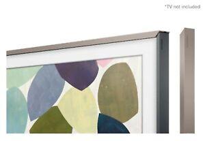 "BNIB Customisable Bezel for Samsung The Frame 55"" TV - Clay Beige"