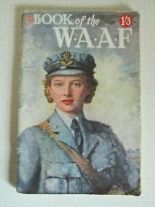 WW2 Wartime Homefront Book of the WAAF 80 pages with everything you need to know