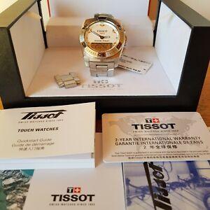 Tissot Racing T-Touch Men Watch