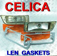 LEN GASKET FOR FRONT TURN SIGNAL LAMP FOR TOYOTA CELICA TA20 RA20 RA21 TA22