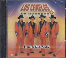 Los Canelos De Durango Cada Dia Mas CD New Nuevo sealed