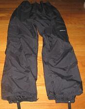 ARCTIX Mens Black Snow Ski Pants Winter Sports Outdoor Waterproof  Size X Large