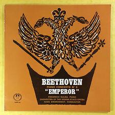 Beethoven - Piano Concerto No.5 Emperor - Friedrich Gulda - Swarowsky - AM2307