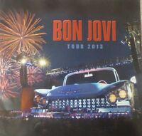 Bon Jovi Tour Book Because We Can Tour 2013 Program from Concert tour book