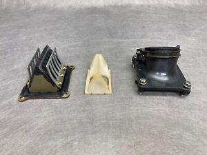 2001 2002 Yamaha YZ125 YZ Intake Reed Valve Assembly Intake Boot CLEAN