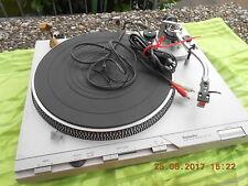 gepflegter HiFi Plattenspieler Turntable Technics SL-D3 mit TA-System 270-C