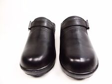 Spring Step Professional Waladie Women Black Clogs Size US 7M