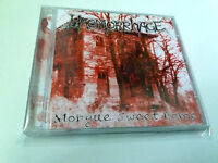"HAEMORRHAGE ""MORGUE SWEET HOME"" CD 14 TRACKS COMO NUEVO"