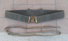 Cinturone e corregiolo Militari EI vintage.