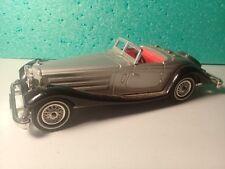 Voiture Miniature MatchBox  « Mercédes Benz 540K- 1937 » N°Y-20