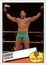 2015 Topps WWE Heritage NXT Called Up #27 Konnor