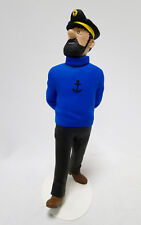 Tintin Haddock statue museum collection Herge musee imaginaire