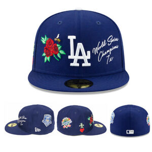 Los Angeles Dodgers ICON 2.0 Side Patch New Era 59FIFTY Fitted Hat Cap