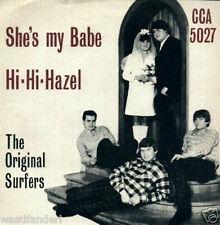 CCA 5027, The Original Surfers - Rare German Beat Single - 1966 - MINT