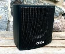 1x 2-Wege Canton CX Satelliten Lautsprecher - max.100 Watt * dunkelgrau matt
