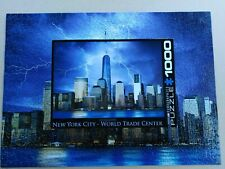 New York City - Complete Eurographics 1000 piece Jigsaw Puzzle