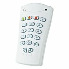 VISONIC WIRELESS 2 WAY KEYPAD WITH PROX KP-141 PG2 FORPOWERMASTER POWER G ALARM