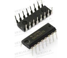 10PCS SN74LS47N 74LS47 BCD-7 SEG DECODER/DRVR 16-DIP NEW