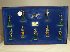 BRITAINS 5192 BRITISH ROYAL IRISH RANGERS LIMITED EDITION METAL TOY SOLDIER SET