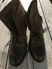Belstaff Unkle Boots Stiefletten Gr.37 Rallymaster Vintage