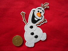 Olaf christmas Snowman 4 pack Frozen,Embroided Iron on,Patch