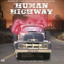 Neil Young - Human Highway NEW DVD