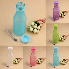 550ml sin BPA Bicicleta Deportivo Unbreakable Plástico Botellas De Agua Novelty