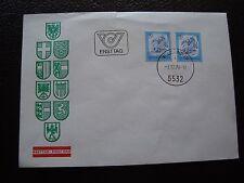AUTRICHE - enveloppe 1er jour 7/12/1978 (B4) austria