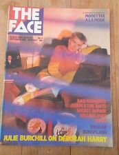 The Face ISSUE #5 : MODETTES BLONDIE ADAM ANT UB40 KILLING JOKE SIOUXSIE