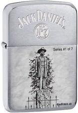 ZIPPO ACCENDINO JACK DANIELS*SCENES FROM LYNCHBURG #1 28736*LIMITED EDITION