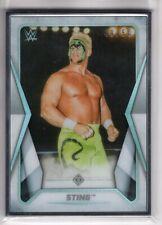 2020 Topps WWE Transcendent Collection STING #43 Silver Framed 49/50 Wrestling