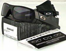 Oakley Gascan Sunglasses Matte Black l Grey 03-473