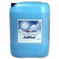CleanAirBlue AdBlue 20L Ltr + Free Spout For Commercial Automotive Vehicles DEF