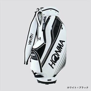 HONMA Golf Staff Carry Bag NEW 2021 model Standard type CB-12112 - White & Black