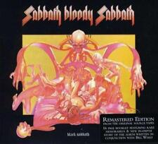Black Sabbath - Sabbath Bloody Sabbath - Remastered (NEW CD)