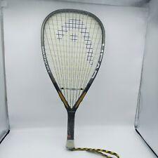"HEAD Intelligence i.165 Intellifiber Racquet Ball Racket 3 5/8"" Power Frame Good"