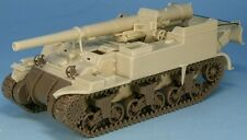 1/48th GASOLINE WWII US M12 155mm spg
