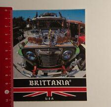 Aufkleber/Sticker: Brittania USA (110317171)