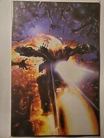 Damnation: Johnny Blaze Ghost Rider #1 (Crain Virgin Variant) VF