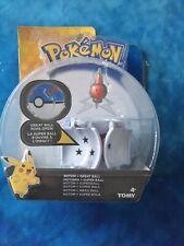 Tomy Pokemon Rotom and Great Ball Pokeball New